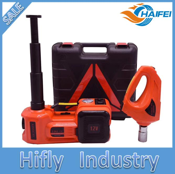 Dc12v 3 5t 6600lb 3 In 1 Electric Hydraulic Floor Jack