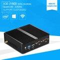 Xcy mini pc computador celeron j1900 dual lan industrial quad core 2.0 ghz fanless computador negócio com 4 * usb porta rs232 2 *