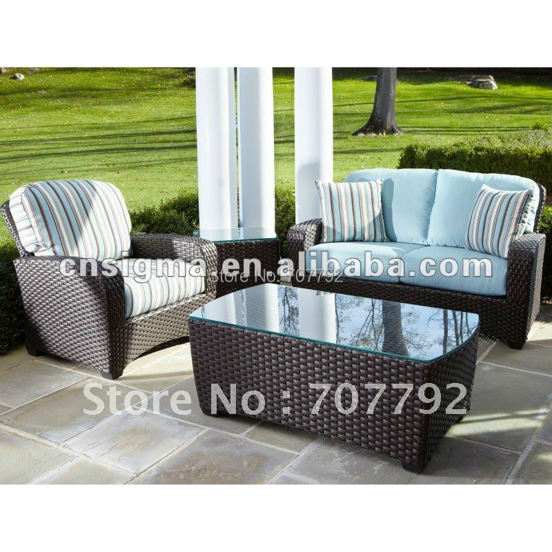 All Weather Wicker outdoor comfortable outdoor seating. Comfortable Garden Furniture Promotion Shop for Promotional
