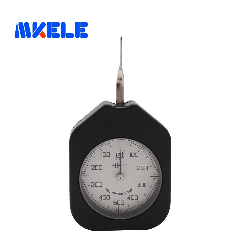 SEG-500-1 500g  Tensiometer Analog Dial Gauge Single Pointer Force Tools Tension Meter