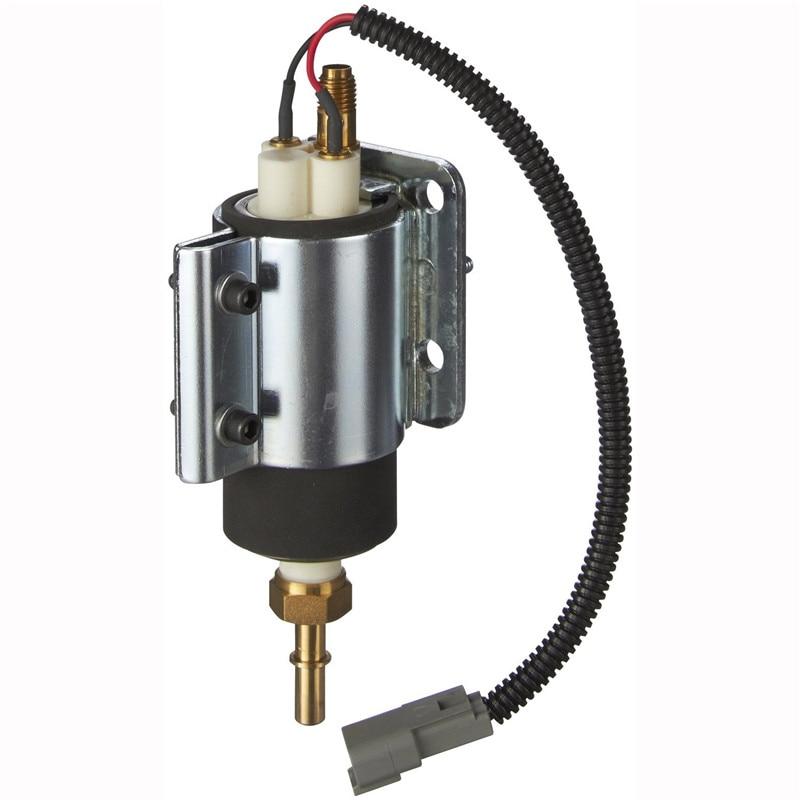 Бренд ОСИАСА новый алюминиевый Электрический Топливный насос для SP1128 подходит 98-02 Додж рам 2500 5.9 Л-Л6