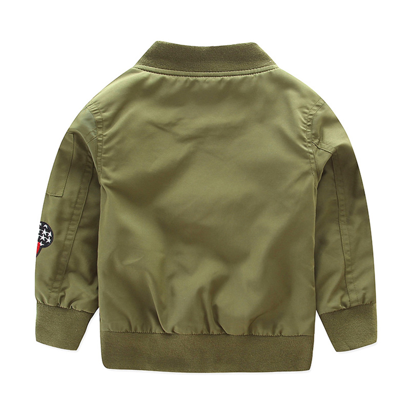 2017-Spring-Autumn-Jackets-for-Boy-Coat-Bomber-Jacket-Army-Green-Boys-Windbreaker-Winter-Jacket-Kids-Children-Jacket-2