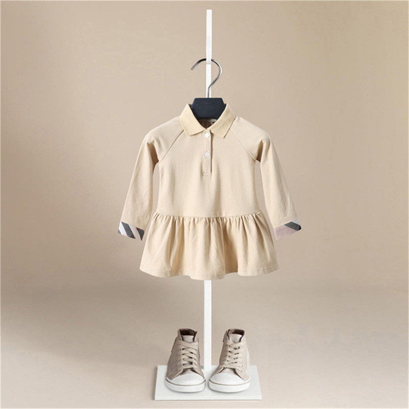 Детские платья для девочек, летняя Милая Хлопковая полосатая одежда принцессы для маленьких девочек, платье в стиле «Лолита» для детей от 0 ...