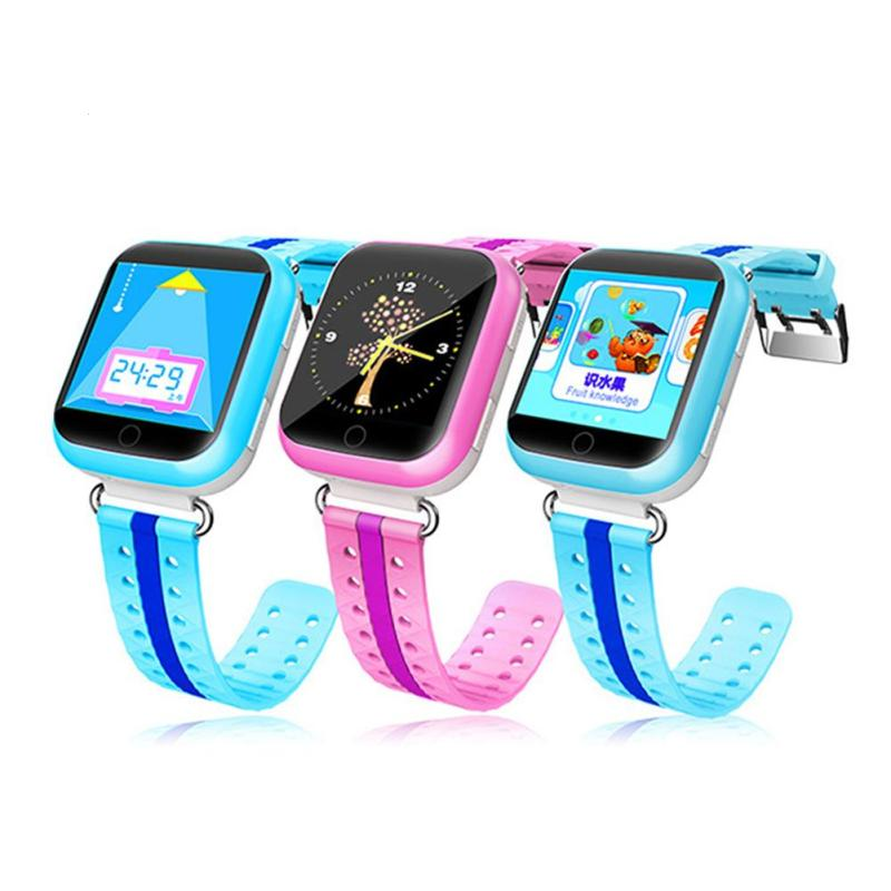 1.54' Touch Screen Smart Location Finder Device GPS WIFI Tracker Watch GW200 for Baby Kid Elder Anti Lost Monitor relogio femini ds18 waterproof smart baby watch gps tracker for kids 2016 wifi sos anti lost location finder smartwatch for ios android pk q50