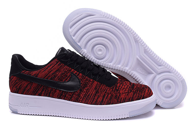 nike air force 1 07 homme rouge