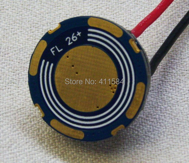 26mm 5 led series 1mode constant voltage current thermostatic
