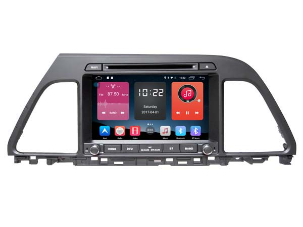 Android 6 0 Car DVD GPS for Hyundai SONATA 2016 2015 2GB RAM auto multimedia Stereo