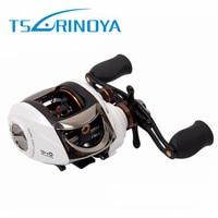 Free Shipping Tsurinoya Baitcasting Fishing Reel Right Left Hand 11BB 6 3 1 210g Super Light