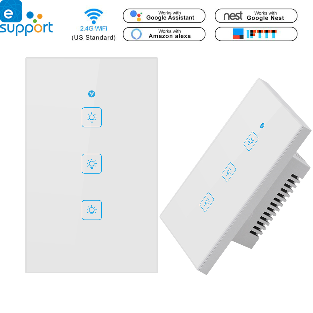 Worldwide delivery wifi light switch alexa in NaBaRa Online