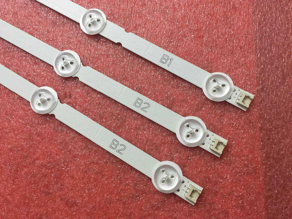LED Backlight Strip 7 lamp for LG 32 ROW2 1 Rev TV 32ln541v 32LN540V 32ln541u 6916L