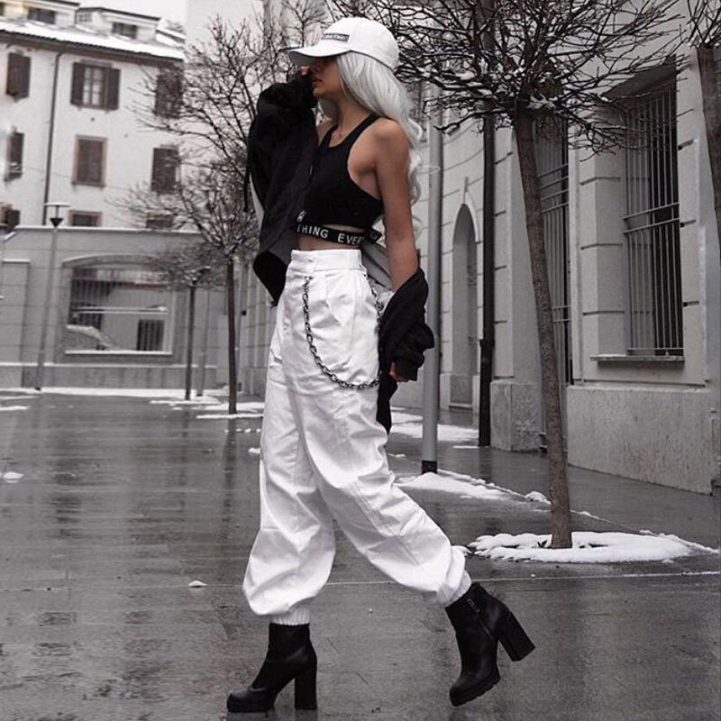 New-Arrival-Metal-pant-Chain-for-unisex-Fashion-Punk-Trousers-Pant-Jean-Keychain-Silver-Ring-Clip
