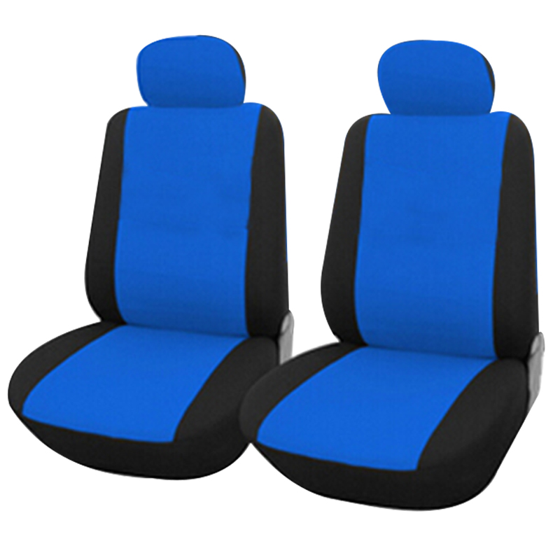 Breathable car front seat covers For Cadillac SLS ATSL CTS XTS SRX CT6 ATS Escalade auto accessories car styling sticker