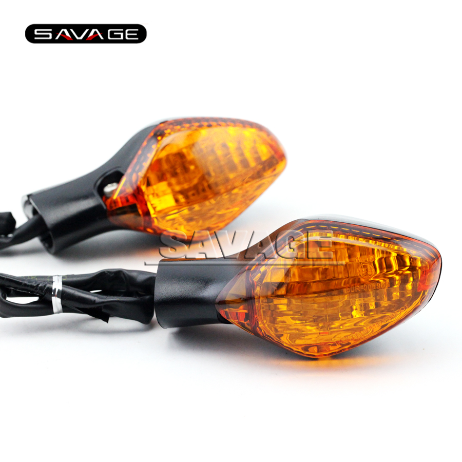 For HONDA CTX 700 CTX700 N DCT CTX700N 2014 2015 Amber Motorcycle Accessories Front Turn signal