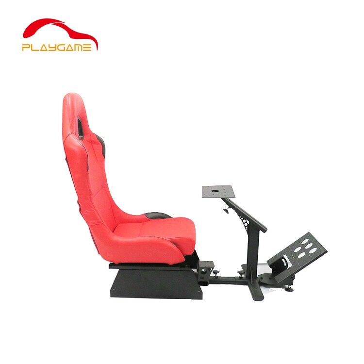PS4 PC À La Maison Racing Simulator Cockpit Pour Logitech G25 G27 G29 Xbox Ps4