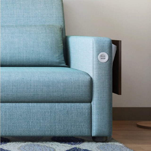 linen hemp fabric sectional sofas  Living Room Sofa set furniture alon couch puff asiento muebles de sala canape sofa bed cama 3