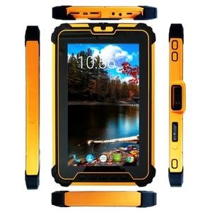 Image 4 - 8 인치 안 드 로이드 7.1 견고한 태블릿 pc 8 코어 cpu, 2 ghz ram 4 gb rom 64 gb 2d 바코드 스캐너 st827