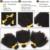 Productos para el Cabello rosa 7A Brasileño Afro Rizado Rizado Virginal Humano 4A-4C Armadura del pelo 3 unids 100% Sin Procesar Del Pelo Humano Muy suave rizado
