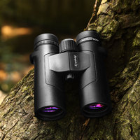 Waterproof Binocular 8x42ED Glass Super Multi Coating Phase Coated Bak4 High Power Telescope for Hunting Outdoor