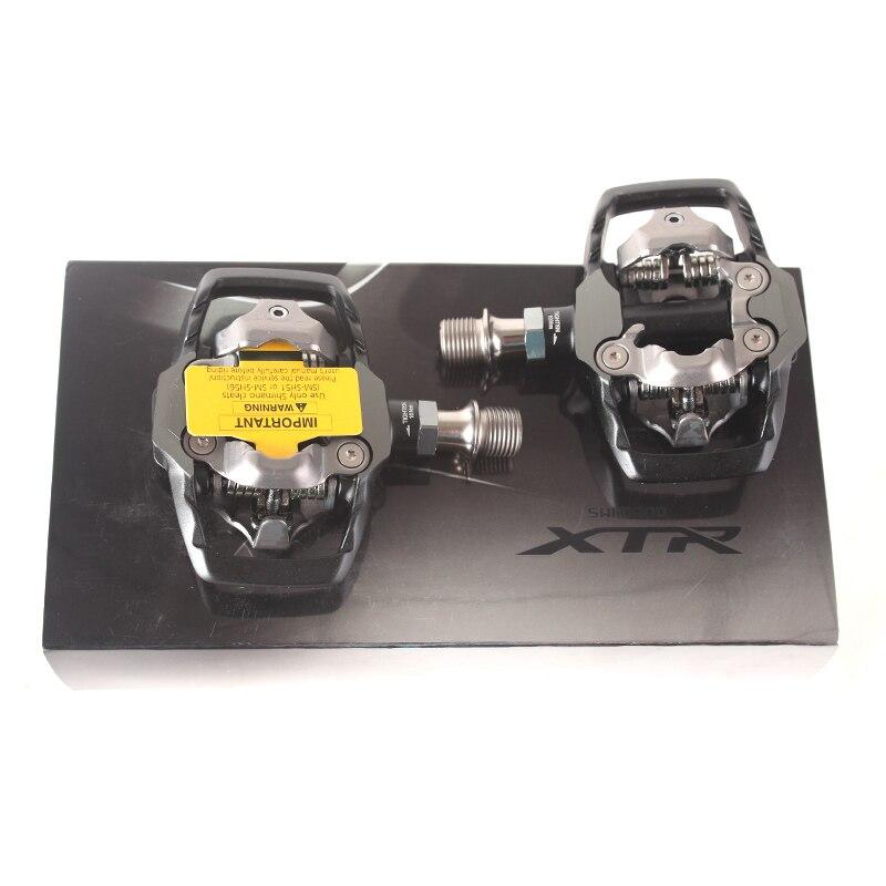 все цены на SHIMANO PD M9020 Self-Locking SPD Pedals MTB Components Using for Bicycle Racing Mountain Bike Parts онлайн