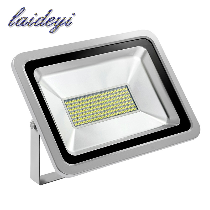 2kpl 150W 220V Led Flood light ulkovalot 12000LM 300LED SMD5730 Valonheittimet Street Square Garden Spotlight Outdoor Wall
