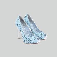 รุ่นพื้นฐานฤดูใบไม้ผลิฤดูร้อนผู้หญิงมองลอดนิ้วเท้าตัดออกตกแต่งแฟชั่นพรรครองเท้า-1262-661