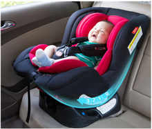 лучшая цена Child Safety Seat Baby Car Seat 0-6 Years Old 3c Certification Flame Retardant Breathable Fabric Forward and Reverse Install