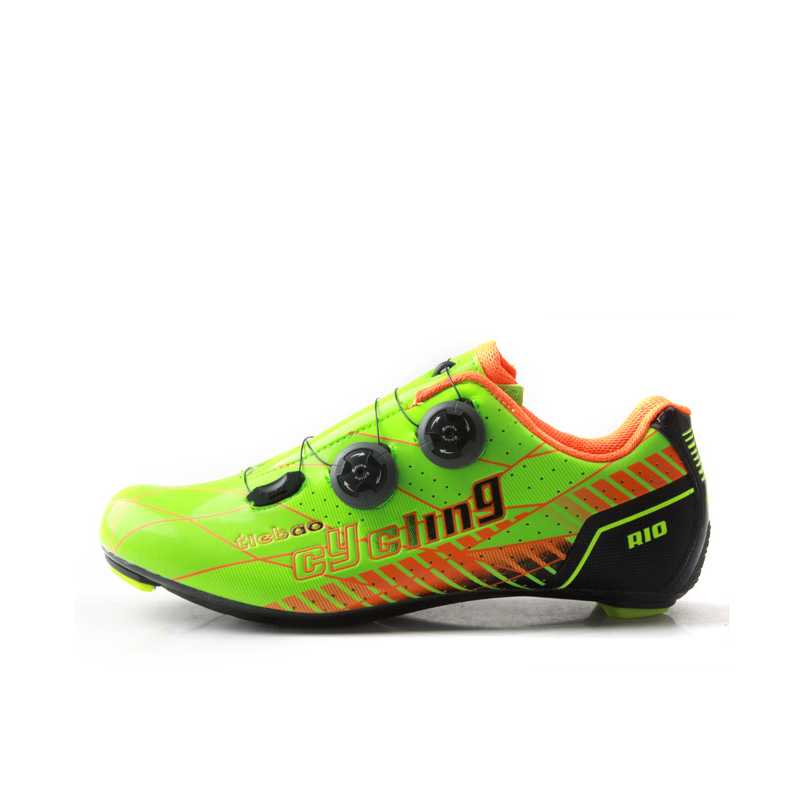 TIEBAO G1680 Road Bicycle Shoes NEW ARRIVAL Outdoor Road Cycling Shoes Professional Carbon Fiber Outsole Road Bike Shoes tiebao professional road shoes rotating screw steel wire with fast cycling shoes road bike shoes tb16 b1259