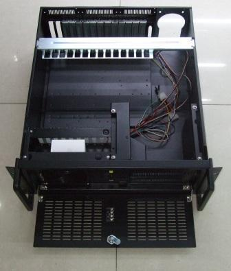 все цены на 4U industrial chassis, 14 slot passive backplane. Can install 14 cards, AT chassis онлайн