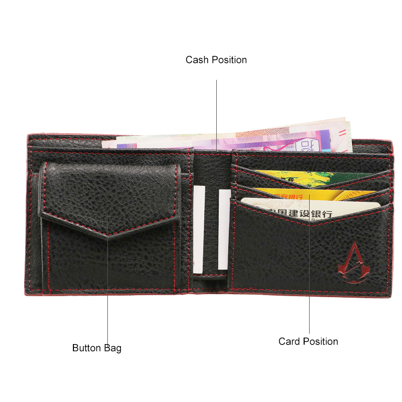 Assassin's Creed Short wallet (10)