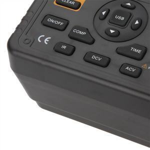 Image 3 - UT513A tester rezystancji izolacji 5000 V automatyczny zakres cyfrowy megaomomierz przechowywania danych polaryzacji indeks podświetlenie