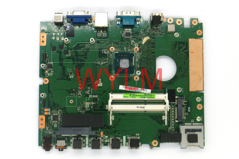 FREE SHIPPING original 60PX0040-MB0D02 EB1036 Laptop motherboard MAIN BOARD mainboard REV 1.3 100% Tested Working