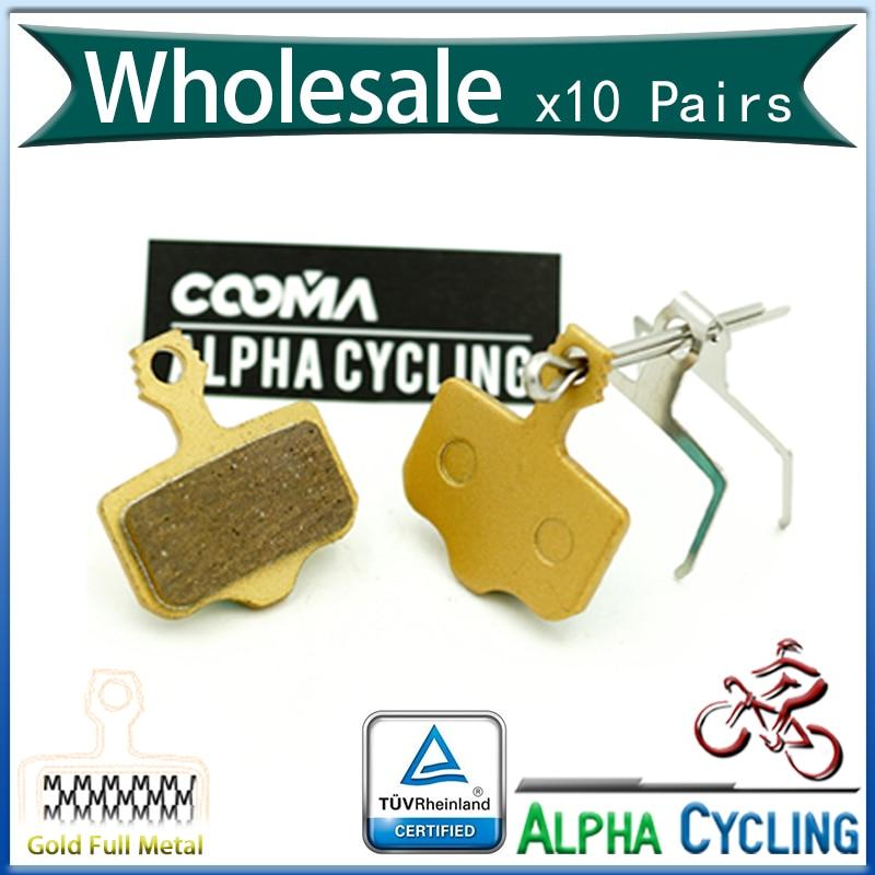 MTB հեծանիվ դիսկի արգելակային բարձեր - Հեծանվավազք - Լուսանկար 1