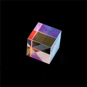 405nm ~ 450nm niebieska dioda laserowa 5W do przyrządy optyczne pryzmat lustro pryzmat wiązka laserowa połączyć kostka z pryzmatem tanie i dobre opinie ZLinKJ Cube Other Prism Mirror