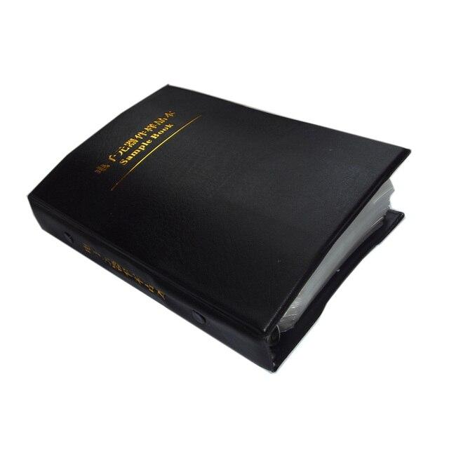 1 W folii metalowej 1% 127valuesX10pcs = 1270 sztuk 1R ~ 1 M różne rezystor zestaw próbki książki