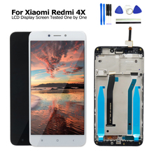 High Quality LCD Display Replacement Touch Screen Digitizer Pancel for Xiaomi Redmi 4X Phone Parts And Free Tools