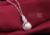 925 Prata Esterlina Colar de Pingente de Pérola Jóias Pingente de Anjo asas