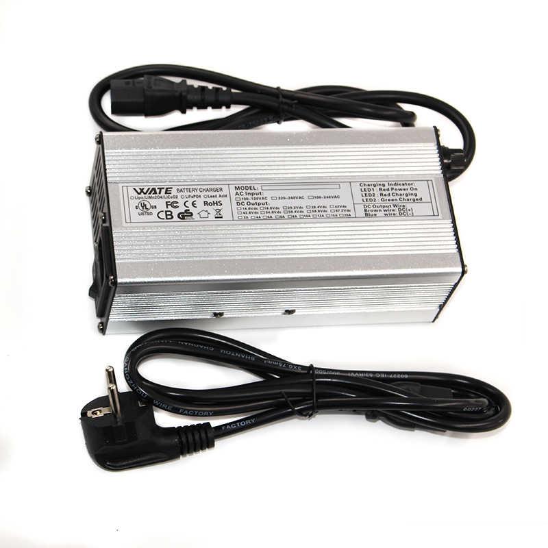 48 V 7A мобильность скутер свинцово-кислотная батарея зарядное устройство с CE сертификацией