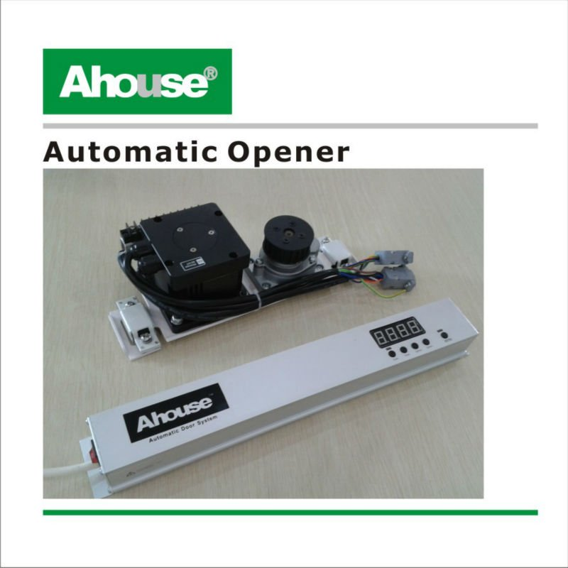 Ahouse Automatic Glass Door Opener /automatic Sliding Door Opener/door  Opener (OA) In Doors From Home Improvement On Aliexpress.com | Alibaba Group