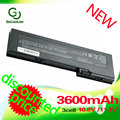 Golooloo 3600 mah bateria para hp business notebook 2710 p elitebook 2730 p 2740 p 2740 w 2760 p 436426-311 436426-351 443156-001
