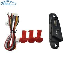Button-Switch-Assembly Interior-Accessories Chevrolet Cruze Trunk Close with Usb-Port