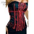AE2602 Comeonlover mujeres alta calidad atractiva del corsé steampunk ropa envío gratis promociones de precios korset