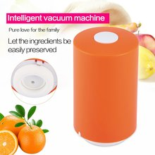 Mini Portable Vacuum Sealer Machine Electric Food Vacuum Saver Vacuum Packaging Machine USB Rechargeable Vacuum Pump