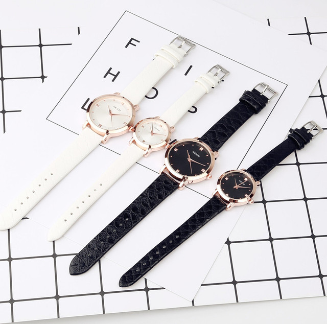 High Quality 2017 New Brand Luxury Gold Women Watches Fashion Creative Quartz Ladies Watch Female Lovers Waterproof Wrist Watch
