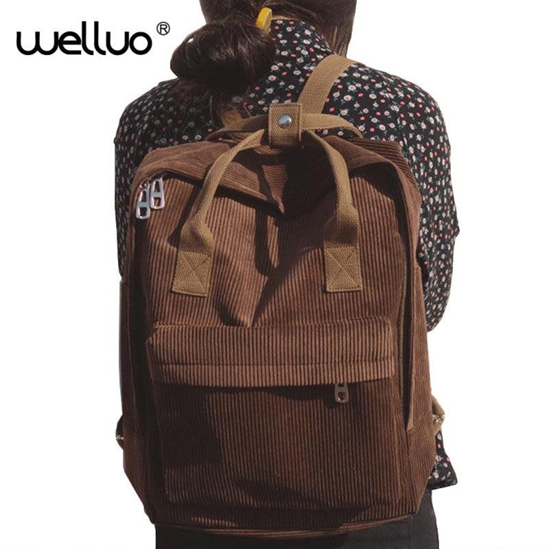 korean canvas women  u20dd backpack backpack women school bags