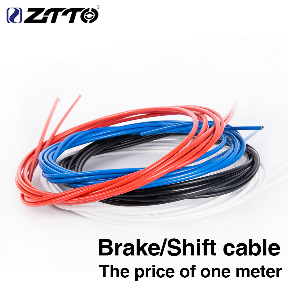Road Mountain Bike Bicycle Gear Derailleur Inner Cables Break Wire Line Hose