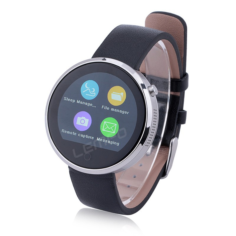 New fashion bluetooth smart watch for IOS touch screen ...