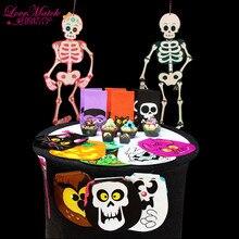 10 PCs Horror Popcorn Paper Bags For Halloween Decors