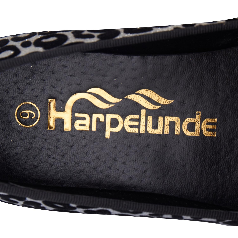 Zapatos Tamaño De 14 Hombres A Los Harpelunde Hechos Impreso Clásico Mano Boda Leopard Mocasines Multiple 6 wpq7gfx