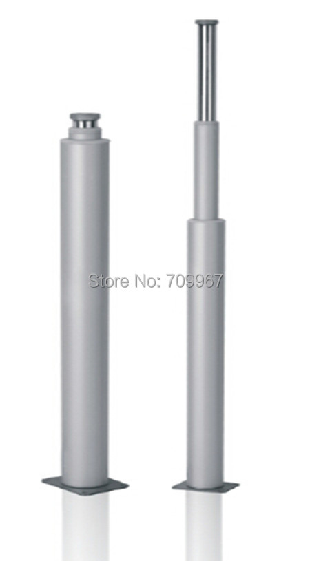 electric lifting column 2000N 200KG load 10mm/s speed 300mm stroke 24V DC for DIY height adjustable desk electric table leg