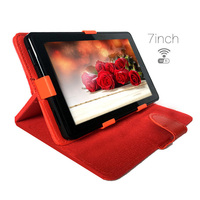 """Hot 7 """" IPS Capacitive touch screen e-Book Reader Android wifi digital player MP3 MP4 Video playback 2"""